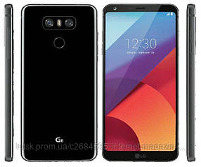 LG G6 32GB Black (H870S.ACISBK)