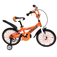 Детский велосипед Azimut Crossere 16 дюймов