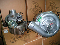 Турбокомпрессор ТКР-К-27-61-05 (Т-150, ЧТЗ, Д-260) K-27-61-05 чешка