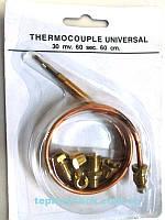 Термопара універсальна до котлів та конвекторів (L=600)