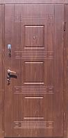 Двери ZIMEN Министр темный орех Влагостойкий МДФ+Vinorit 1200*2050