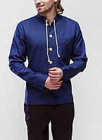 Чоловіча сорочка Світлогор синя