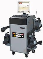 Компьютерный беспроводной стенд развал-схождения Mondolfo Ferro StartLine S880
