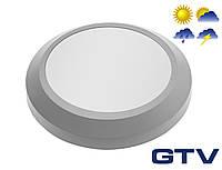 Светодиодный светильник для подсветки стен, лестниц GTV SILVER OW 3Вт 200Лм 3000K 120° IP65, молочное стекло
