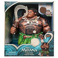 Говорящая игрушка Дисней Мауи из Моаны (Ваяна) Moana DISNEY STORE 31 см , фото 1