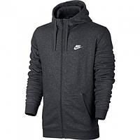 Толстовка Nike M NSW HOODIE FZ FT CLUB  804391-071 (Оригинал)