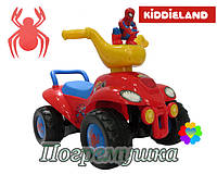 Каталка-толокар Kiddieland Spider-Man
