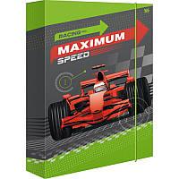Папка для труда картонная «Maximum speed» 1 Вересня 491295, А4