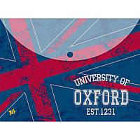 Папка - конверт на кнопке А4 «Oxford» 1 Вересня 491128