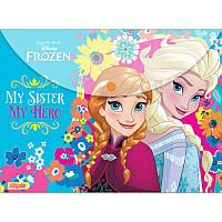 Папка - конверт на кнопке А4 «Frozen» 1 Вересня 491170