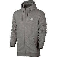 Толстовка Nike M NSW HOODIE FZ FT CLUB 804391-063 (Оригинал)