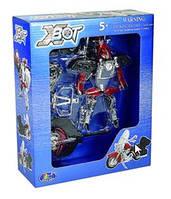Робот-трансформер  МОТОЦИКЛ X-bot (80060R)