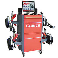 Беспроводной стенд для измерения развала-схождения Launch X-631