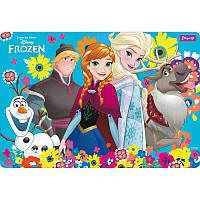 """Подложка для стола """"Frozen"""" 491186, 42,5х29 см"""