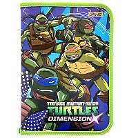 Папка для тетрадей пластиковая В5 «Ninja Turtles» 1 Вересня 491192