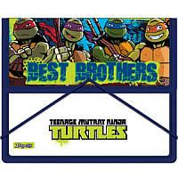 Папка для тетрадей пластиковая «Ninja Turtles» 1 Вересня 491176