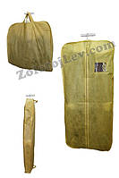 Чехол для одежды объемный дышащий 130х60х10