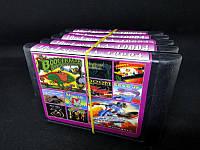 Картридж для Sega 10в1 MORTAL KOMBAT 3 BOOGERMAN