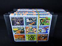 Картридж Sega 9в1 rock-n-roll mortal kombat 3 ultimate