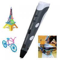3D ручка горячая ручка Smart 3D Pen DW-G1 Grey
