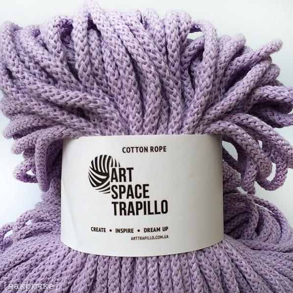 Трикотажный шнур для вязания, Лаванда