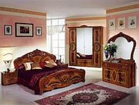 Спальня Реджина 3 дв. перо орех
