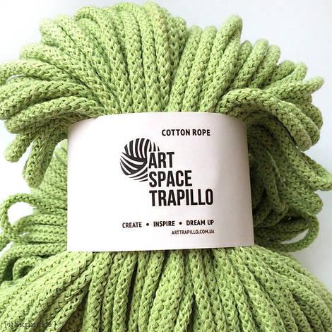 Трикотажный шнур для вязания, Оливковый