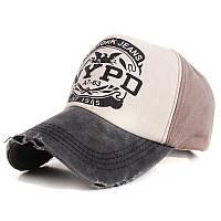 Брендовая бейсболка (бейс) унисекс NYPD, стильная и модная. Цвет №4