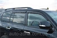 Ветровики Toyota Land Cruiser 200 2007/Lexus LX570 (URJ200) 2007 дефлекторы окон