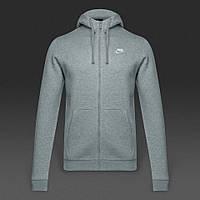 Толстовка Nike M NSW HOODIE FZ FLC CLUB 804389-063  (Оригинал)