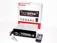 Автомагнитола Pioneer 3231 DVD USB+SD съемная панель, фото 7