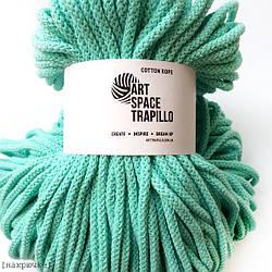Трикотажный шнур для вязания, Мятный