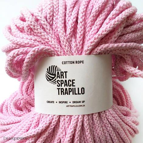Шнур для вязания Art Space Trapillo, Нежно-розовый