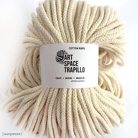 Шнур для вязания Art Space Trapillo, Экрю