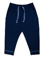 Штанишки на мальчика  (68, 74, 80, 86 см) - 68 см, SMIL, Лакоста, 115246 Темно-синий