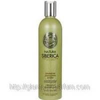 """Шампунь для сухих волос """"Объем и увлажнение"""" - Natura Siberica"""