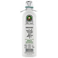 Шампунь для волос органический березовый Увлажнение и баланс WHITE AGAFIA/БЕЛАЯ АГАФЬЯ