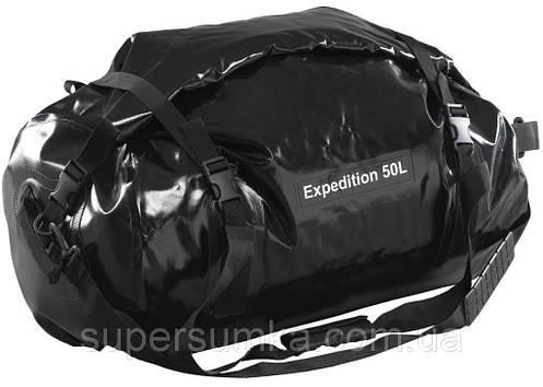 Водонепроницаемая дорожная сумка 50 л. Caribee Expedition 50 черный