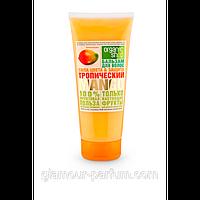 """Бальзам для волос """"Тропический манго Сила цвета и защита"""" Organic shop Фрукты"""