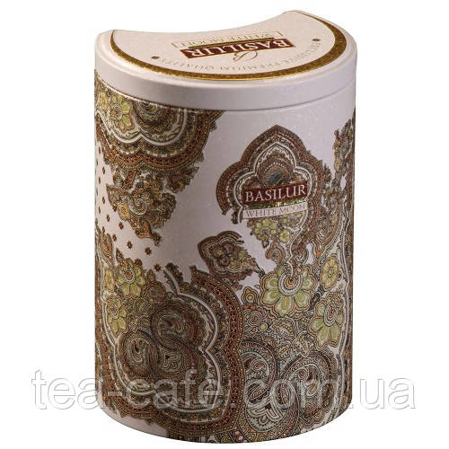 Чай зеленый улун Basilur Восточная коллекция Белая луна ж/б 100г