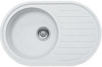 FRANKE ROG 611 Кухонная мойка 770х500х195 мм, белый  (114.0381.062)