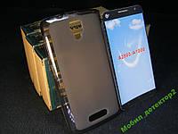 Чехол бампер силиконовый Lenovo A1000 4 дюйма A2800