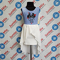 Нарядный цветной сарафан на девочку Fashion, фото 1
