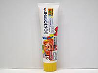 Зубная паста для детей Dontodent 100 мл.