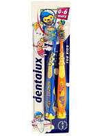 Детская зубная щетка Dentalux 0-6 год