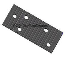 Прокладка нашпальная ПНЦПД-4 для деревянных шпал