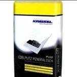 Мінеральна декоративна штукатурка KREISEL P100 баранчик 25 кг