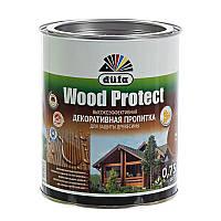 Декоративное средство для дерева Wood Protect 0.75 л Сосна