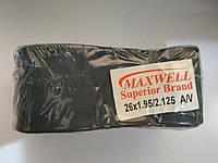 Велосипедная камера 26*1,95/2,125 Maxwell