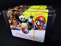Картридж Sega 10в1 Sonic 2 Марио Tom Jerry